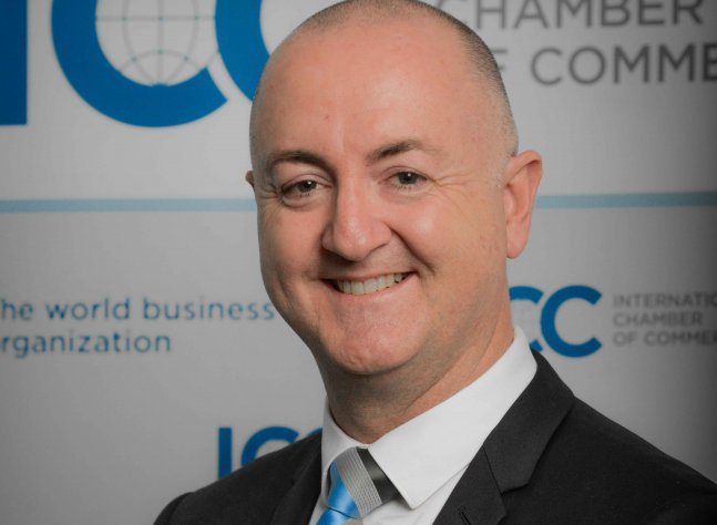 Anthony Parkes ICC World Chambers Federation